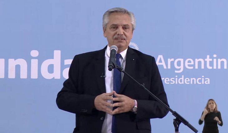 """Alberto Fernández: """"Quiero entender por qué la gente votó como votó"""""""