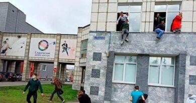 Rusia: 8 personas fallecieron en medio de un tiroteo en una universidad