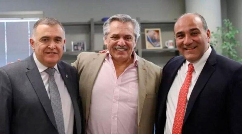 Hubo acuerdo y Osvaldo Jaldo asumirá como gobernador de Tucumán