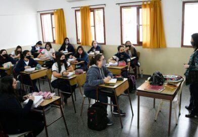 El calendario escolar del 2022 tendrá 190 días de clase